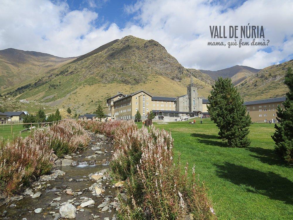 Vall De Núria Con Niños Un Fin De Semana En L Alberg Pic De L àliga Mama Què Fem Demà
